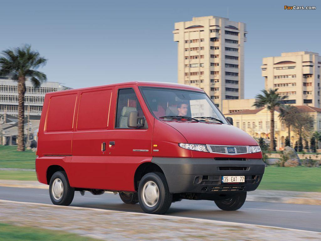 BMC Megastar Van 2004 images (1024 x 768)