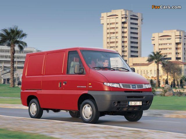 BMC Megastar Van 2004 images (640 x 480)