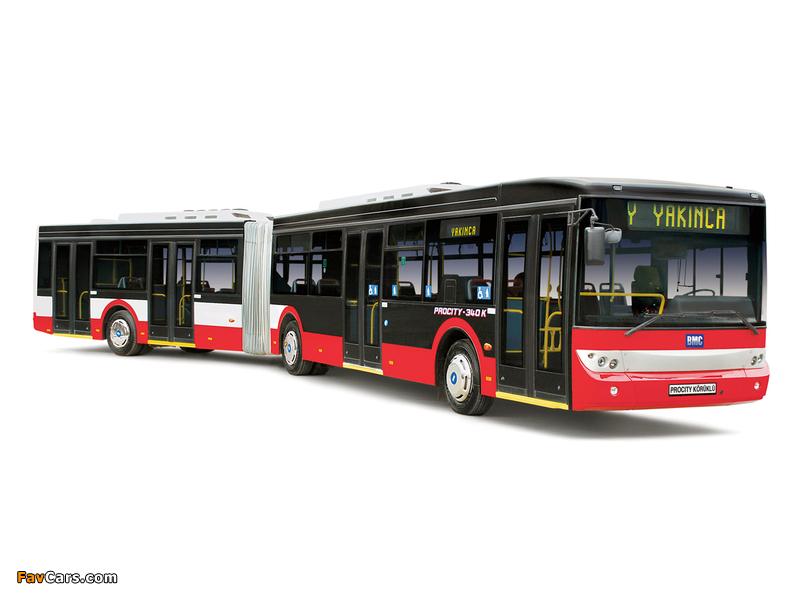 BMC Procity 340K 2010 images (800 x 600)