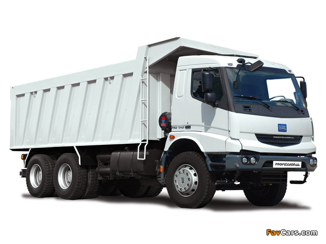 Images of BMC Professional Pro 940 6x2 Tipper 2010 (640 x 480)