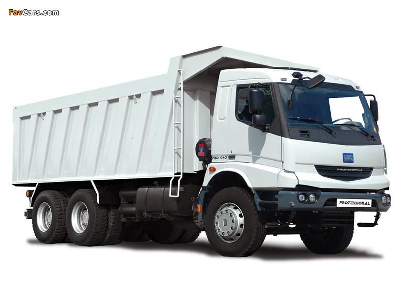Images of BMC Professional Pro 940 6x2 Tipper 2010 (800 x 600)