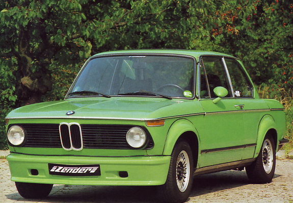 Zender BMW 1600-2 (E10) 1966–71 wallpapers