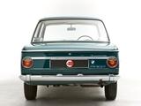 BMW 2002 Automatic UK-spec (E10) 1968–75 photos