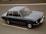 BMW 2002 (E10) 1968–76 pictures