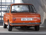 BMW 1602 Electric Drive (E10) 1969 images