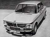BMW 2002 ti (E10) 1969–71 photos