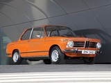 BMW 1602 Electric Drive (E10) 1969 wallpapers