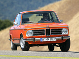 BMW 2002tii (40th Birthday Reconstructed) (E10) 2006 photos