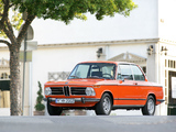 BMW 2002tii (40th Birthday Reconstructed) (E10) 2006 pictures