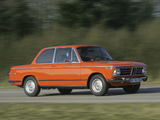 BMW 2002tii (40th Birthday Reconstructed) (E10) 2006 wallpapers