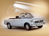 BMW 1600-2 Cabriolet (E10) 1967–71 wallpapers