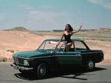 BMW 2002 (E10) 1968–75 photos