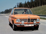 BMW 2002ti (E10) 1968–72 wallpapers