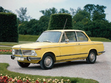 Pictures of BMW 1600-2 (E10) 1967–71