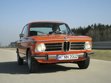 Pictures of BMW 2002tii (40th Birthday Reconstructed) (E10) 2006