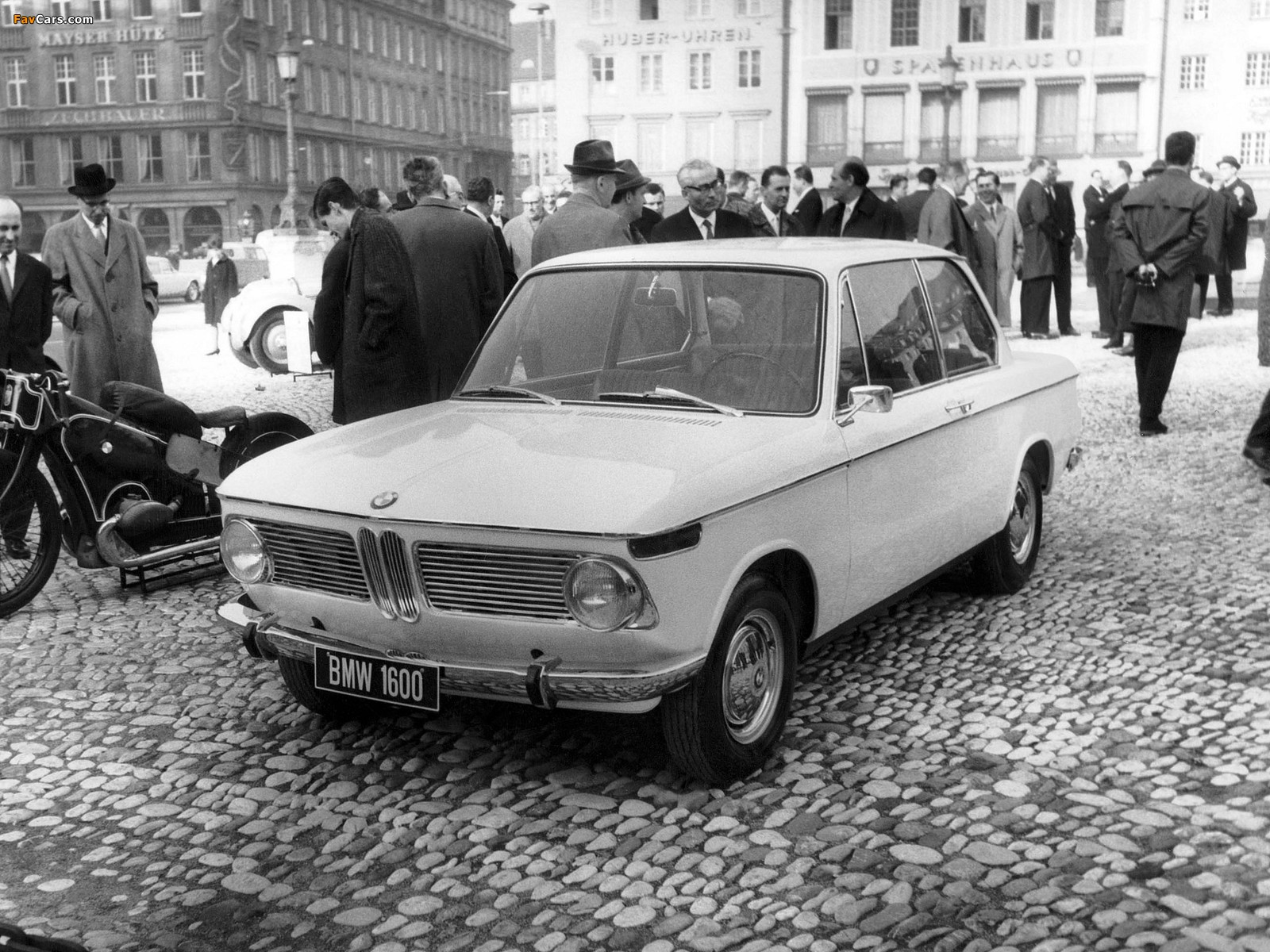 BMW 1600-2 (E10) 1966–71 wallpapers (1600x1200)