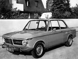 BMW 2002 ti (E10) 1969–71 wallpapers