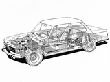 BMW 1600-2 (E10) 1967–71 wallpapers