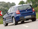 BMW 130i 5-door M Sports Package (E87) 2005 photos