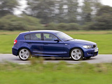 BMW 130i 5-door M Sports Package (E87) 2005 wallpapers