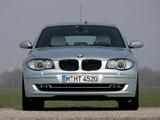 BMW 120d 5-door (E87) 2007–11 photos