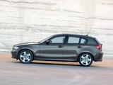BMW 120d 5-door (E87) 2007–11 wallpapers