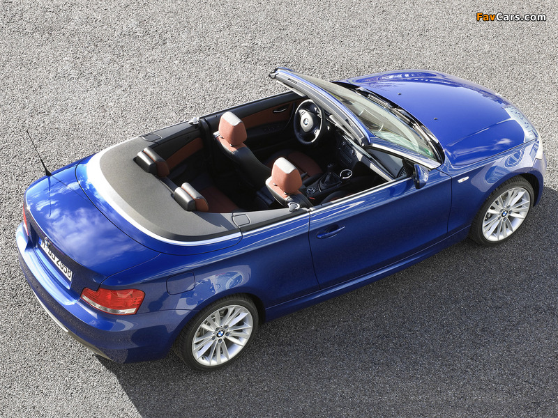 bmw 135i cabrio e88 2008 10 images 800x600. Black Bedroom Furniture Sets. Home Design Ideas