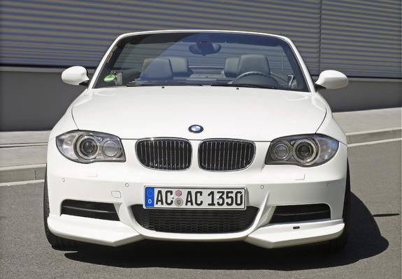 Ac Schnitzer Acs1 Turbo Cabrio E88 2008 Images