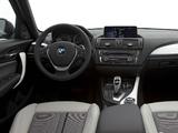 BMW 120d 5-door Urban Line (F20) 2011 pictures