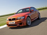 BMW 1 Series M Coupe UK-spec (E82) 2011 pictures