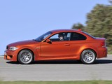 BMW 1 Series M Coupe (E82) 2011–12 pictures