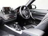 BMW 125i 5-door M Sports Package AU-spec (F20) 2012 images