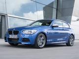 BMW M135i 3-door (F21) 2012 pictures