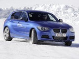 BMW M135i xDrive 5-door (F20) 2012 pictures