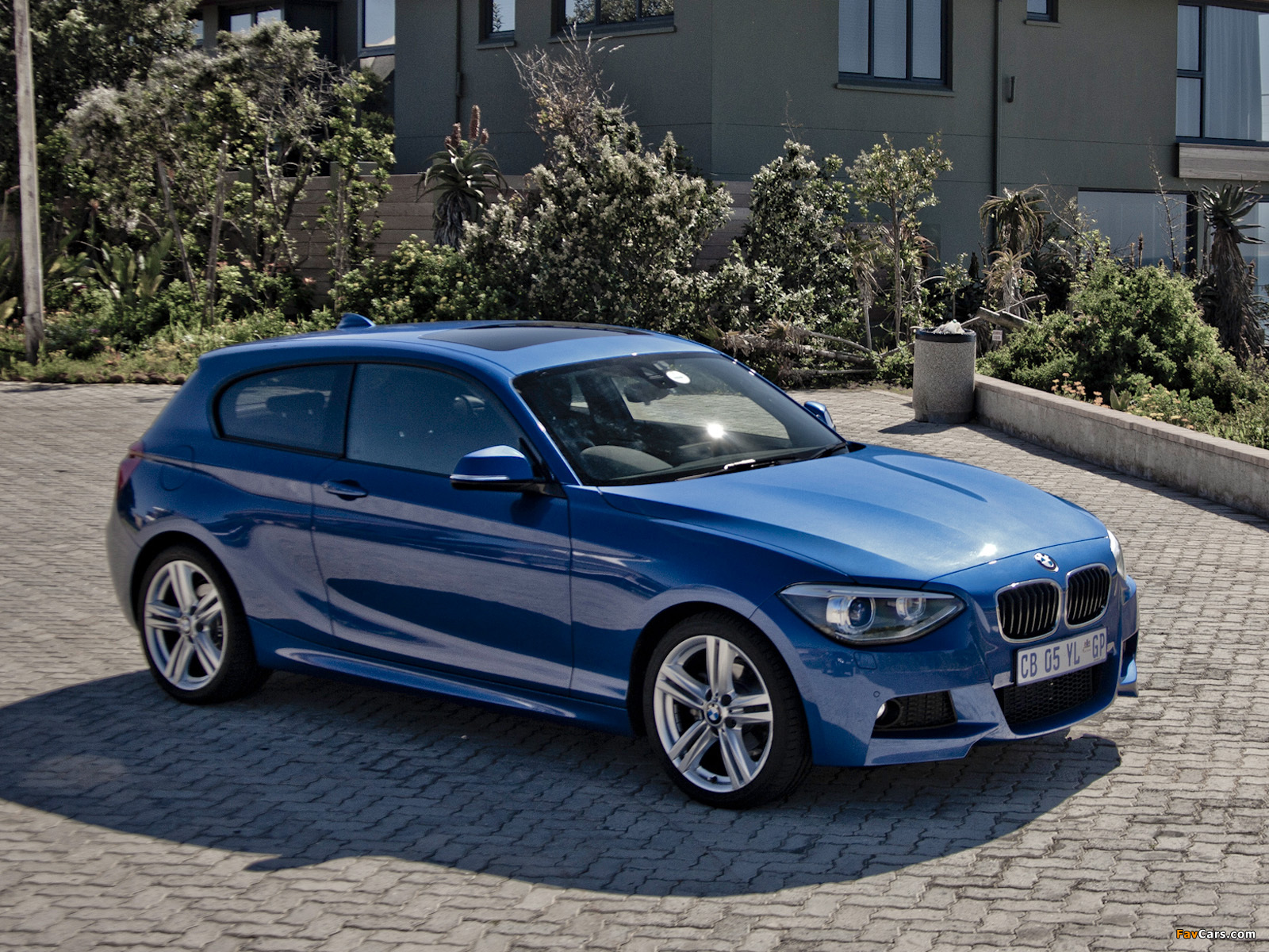 Bmw Sports Car >> BMW 116i 3-door M Sports Package ZA-spec (F21) 2012 pictures (1600x1200)