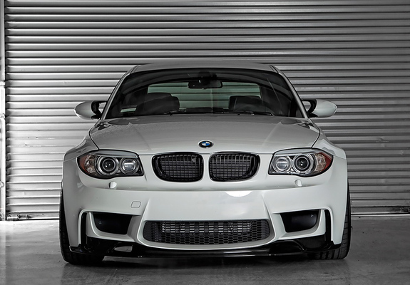 Vorsteiner Bmw 1m Gts V Coupe E82 2012 Wallpapers