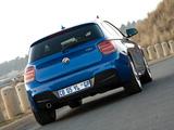 BMW 116i 3-door M Sports Package ZA-spec (F21) 2012 wallpapers