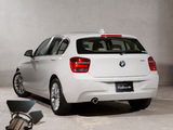 BMW 116i Fashionista (F20) 2013 pictures