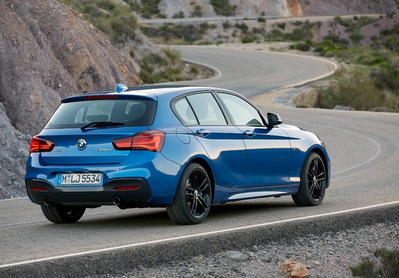 bmw m140i xdrive edition shadow 5 door f20 2017 pictures. Black Bedroom Furniture Sets. Home Design Ideas