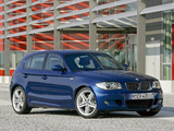 BMW 130i 5-door M Sports Package (E87) 2005 images