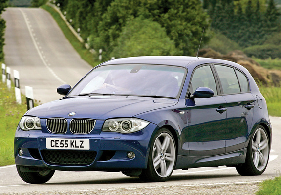 of BMW 130i 5-door M Sports Package (E87) 2005