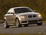 Images of BMW 135i Coupe US-spec (E82) 2008–10