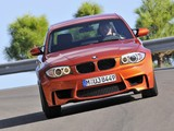 Images of BMW 1 Series M Coupe (E82) 2011–12