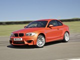 Images of BMW 1 Series M Coupe UK-spec (E82) 2011