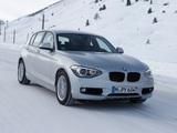 Images of BMW 120d xDrive 5-door Sport Line (F20) 2012