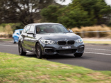 Images of BMW M140i 5-door AU-spec (F20) 2016