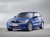 Photos of BMW 130i 5-door M Sports Package (E87) 2005