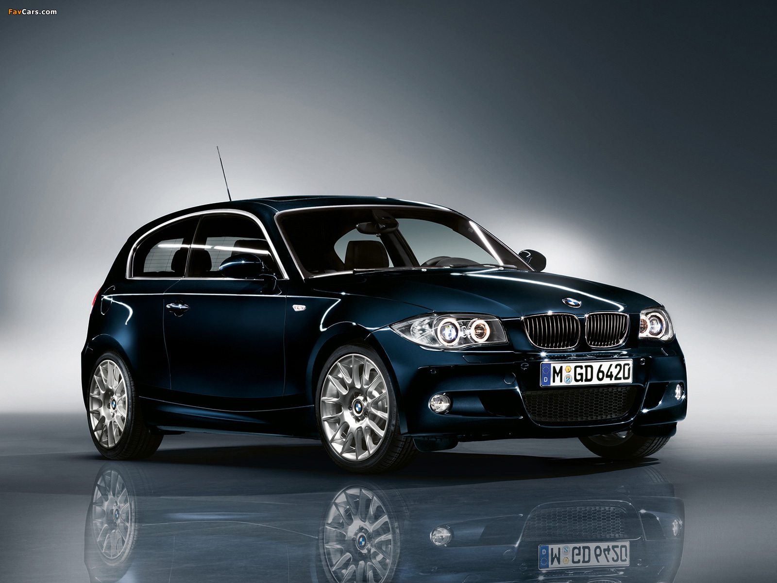 photos of bmw 1 series limited sport edition e81 2007 1600x1200. Black Bedroom Furniture Sets. Home Design Ideas