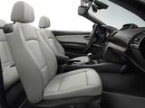 Photos of BMW 123d Cabrio (E88) 2011
