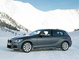 Photos of BMW M135i xDrive 5-door (F20) 2012